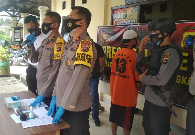 Kronologis Lengkap Kasus Pencurian Melibatkan Mantan Ketua APDESI Bangka Imran Yunus