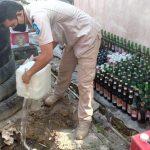 Satpol PP Bangka musnahkan minuman beralkohol